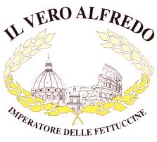 Il Vero Alfredo - Imperatore delle Fettuccine - Logo